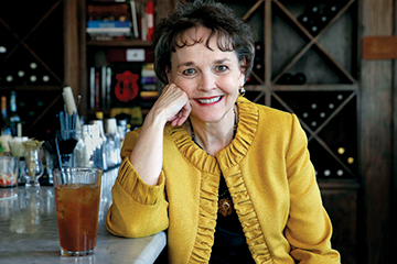Oklahoma Writers Hall of Fame inductee Teresa Miller appreciates the power of words
