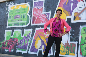 OSU-Tulsa graduate uses her education to power her mission to help others