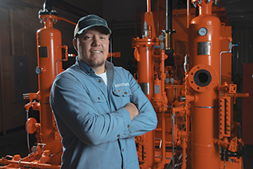 OSU is offering a new bachelor's degree focused on industrial leadership