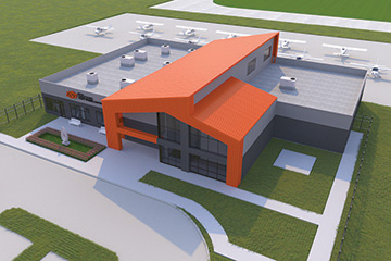 New Ray and Linda Booker OSU Flight Center set to open in 2021