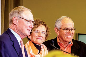 Fergusons' $50 million gift to OSU Agriculture is rooted in their desire to feed the world