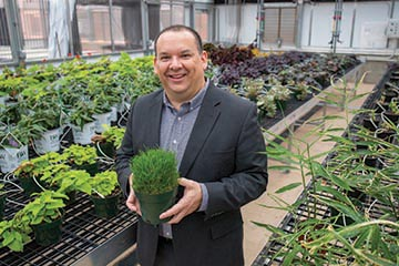 New head of OSU's horticulture and landscape architecture department looks ahead to the future