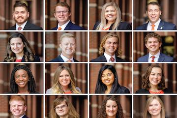 OSU Alumni Association honors outstanding seniors