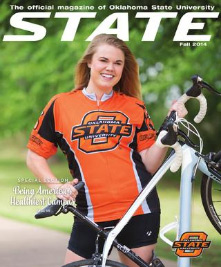 State: The Official Magazine from OSU, Fall 2014