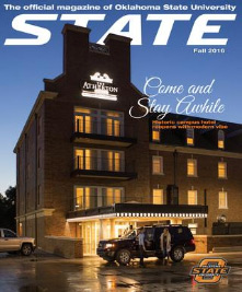 State: The Official Magazine from OSU, Fall 2016
