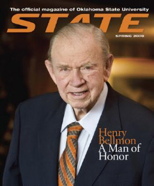State: The Official Magazine from OSU, Spring 2009