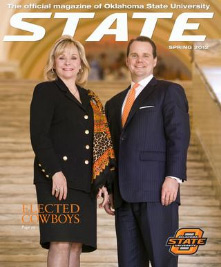 State: The Official Magazine from OSU, Spring 2012