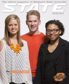 State: The Official Magazine from OSU, Spring 2014