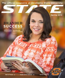 State: The Official Magazine from OSU, Spring 2015