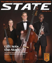 State: The Official Magazine from OSU, Spring 2016
