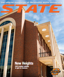 State: The Official Magazine from OSU, Spring 2018