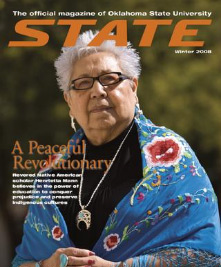 State: The Official Magazine from OSU, Winter 2008
