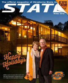 State: The Official Magazine from OSU, Winter 2012