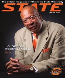 State: The Official Magazine from OSU, Winter 2013
