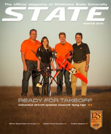 State: The Official Magazine from OSU, Winter 2015