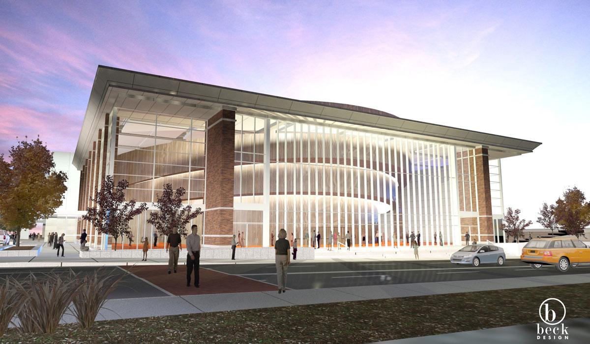 Oklahoma State University Music Building