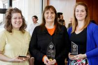 Graduate students, faculty honored for contributions to OSU graduate education