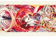 Oklahoma State University Museum of Art opens Rosenquist exhibition at Postal Plaza Gallery