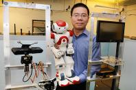 OSU researchers developing robot for elderly